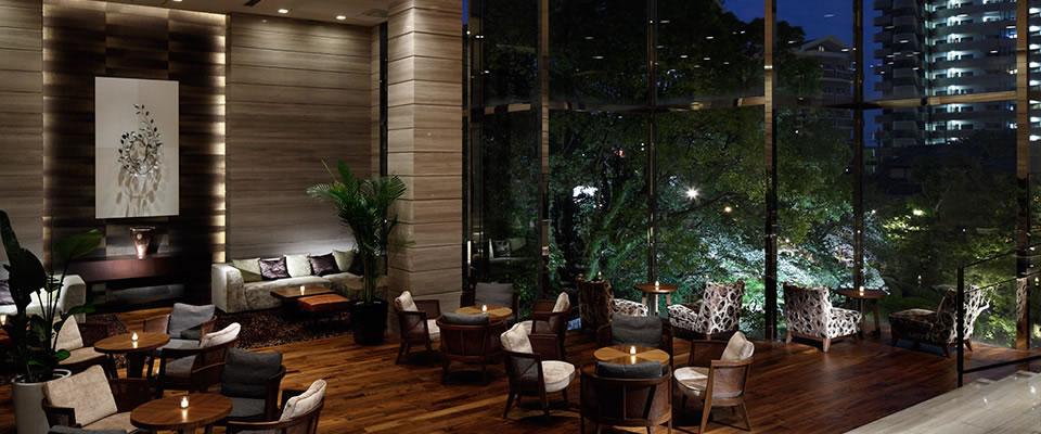 萃香園ホテル 2Fラウンジ